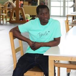 T-shirt Agile  Homme